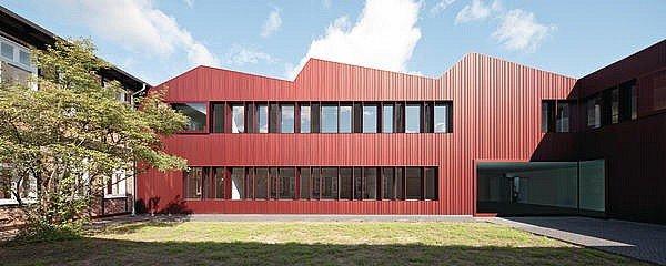 Erweiterungsbau eines Gewerbe- und Bürobaus in Dannenberg