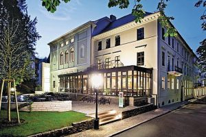 Sanierung und Anbau des Kulturhauses in Baden-Baden