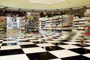 Umbau eines Einkaufsmarktes in Gelsenkirchen