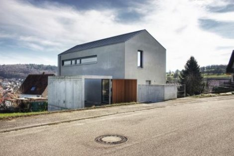 004/hübr Neubau Haus H/B