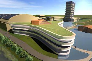 Het Nieuwe Werken: WINI liefert Einrichtung für Deltares