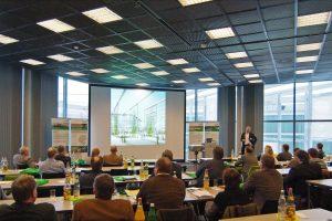 Erfolgreiches erstes Quartal 2013:  Kunden bescheinigen den Veranstaltungen von HeidelbergCement durchgängig positive Kritiken: Anspruchsvoll, praxisnah, vielfältig und kompetent.