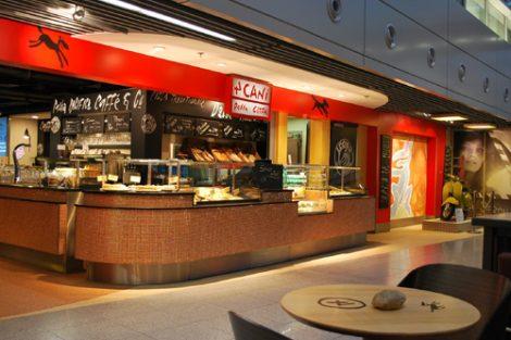 4 CANI, mediterranes Restaurant