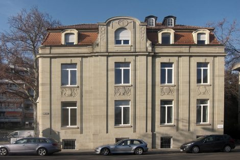 Villa Mörikestraße