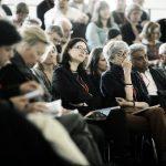 """Im Rahmen des 5. Daylight Symposiums tauschten sich vom 15. bis 16. Mai 2013 an der """"Royal Danish Academy of Fine Arts"""" in Kopenhagen Wissenschaftler, Architekten und Lichtdesigner aus der ganzen Welt über die Relevanz von Tageslicht und seinen Nutzen für"""