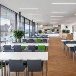 Umbau und Sanierung eines Bürogebäudes