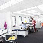 Ecophon und Philips auf Tour durch Deutschland und in Österreich mit der Produktneuheit Soundlight Comfort Ceiling
