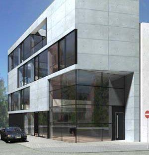 Bürohaus in Köln