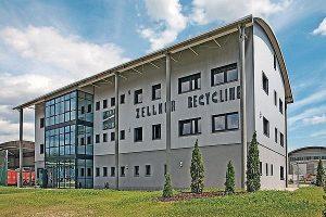 Verwaltungsgebäudes in Regensburg