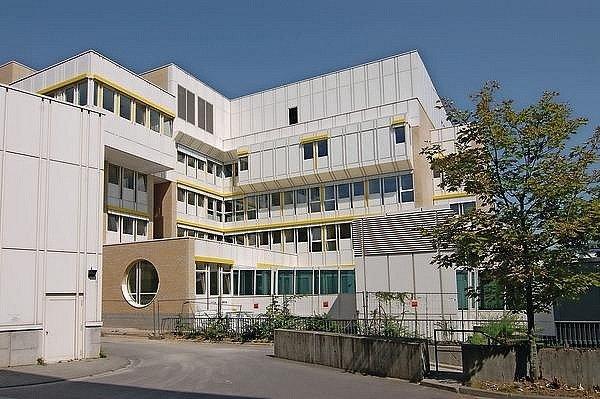 OP-Zentrum im Universitätsklinikum Mannheim