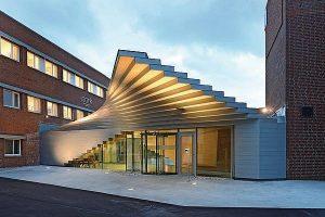Bürokomplexes in Stavanger