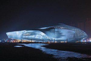 Konferenzzentrum in Dalian