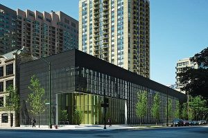 Stiftungsgebäude in Chicago