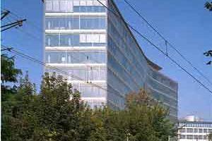 Dienstleistungszentrum Bülowbogen, Stuttgart