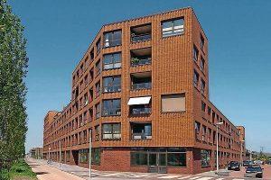 Wohnkomplex in Utrecht