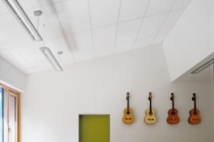 Gute Akustik motiviert Schülerinnen und Schüler