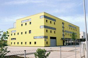"Energie Effizientes Bürogebäude ""Am Hermannsberg II"""
