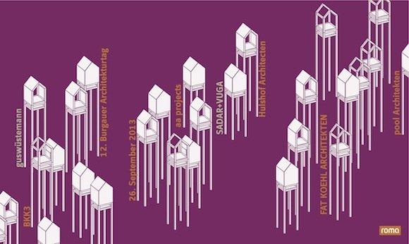 12. Burgauer Architekturtag von ROMA