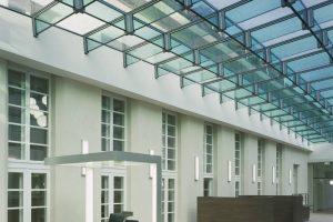 Umbau und Sanierung Mensa und Rektorat der Technischen Universität Dresden