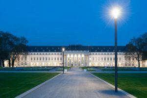 Koblenz, Kurfürstliches Schloss