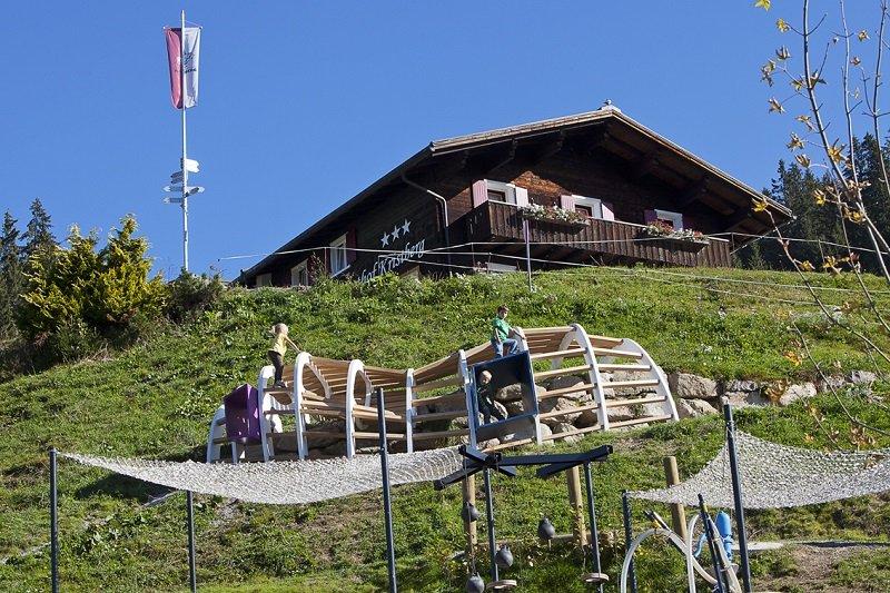 Silberspielwelt am Kristberg im Montafon