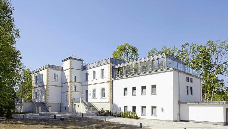 Das Rittergut Störmede wurde in zweieinhalb Jahren Bauzeit fertiggestellt – technisch innovative Architektur auf historischer Bausubstanz.