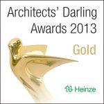 """Der """"Architects' Darling® Award"""" belegt, welche Unternehmen im Baubereich zu den begehrtesten Lieferanten Deutschlands zählen."""