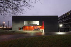 Auditorium und Seminargebäude, Universität Paderborn, Deutschland