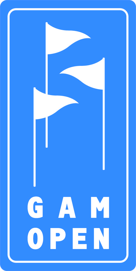 Logo GAM open