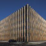 Nachhaltig und energieeffizient: Züblin-Bürogebäude