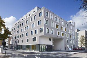 Gemeindezentrum mit Wohnbebauung Köln