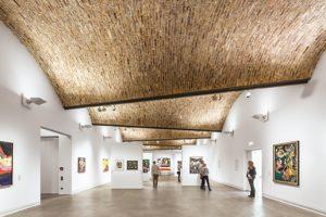 "LRO Lederer Ragnarsdóttir Oei: Kunstmuseum Ravensburg. 2. Obergeschoss. Eröffnungsausstellung ""Appassionata"" zur Sammlung Selinka"