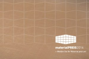 materialPREIS 2014