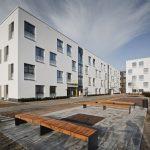 Im Dezember 2013 konnte das neue Studentenwohnheim in Kleve bezogen werden. Es wurde nach Passivhausstandard KfW 40 erstellt und bietet den Bewohnern in jeder Hinsicht eine herausragende Wohnqualität.