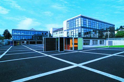Handelsschule KV Baselland, Reinach
