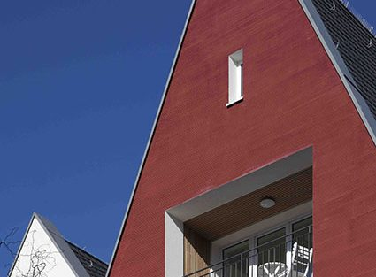 Wohnen am Dom in Frankfurt am Main