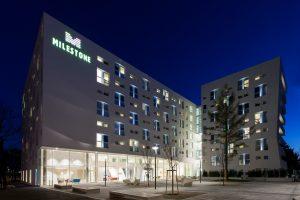 SW2 - Studentenwohnheim Milestone
