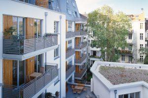 Neubau von Eigentumswohnungen Merlostraße, Köln