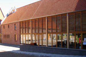 """Umbau """"Altenberger Hof"""" in eine Veranstaltungsstätte mit Restaurant, Köln"""