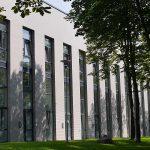 Die für dieses Objekt speziell von Ströher entwickelten Klinkerriemchen im Langformat 380 x 52 mm betonen den architektonisch modernen Charakter.