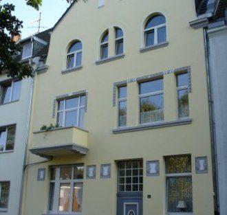 Jugendstilhaus in Krefeld