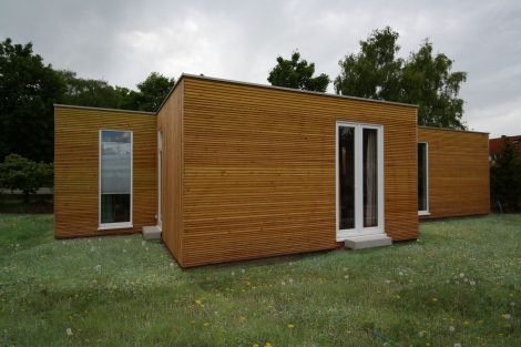 Drei-Raum-Haus