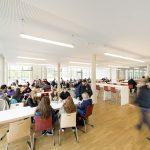 Mensa der Hochschule Osnabrück