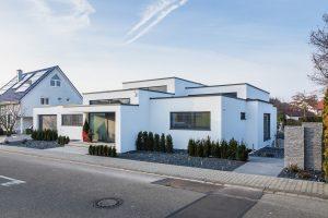 Einfamilienhaus - Kaskadenhaus