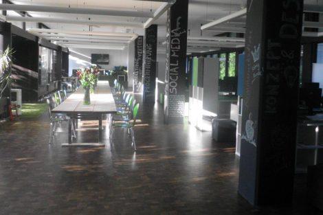 KSK Büro - Bauen im Bestand