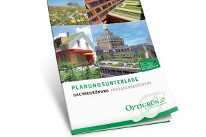 "Die neue ""Planungsunterlage Dachbegrünung Fassadenbegrünung"""