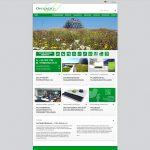 Der neue Internetauftritt der Optigrün international AG: www.optigruen.de