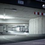 Fertige TG-Zufahrt mit AEG Freiflächenheizung im Business Center Schwabach