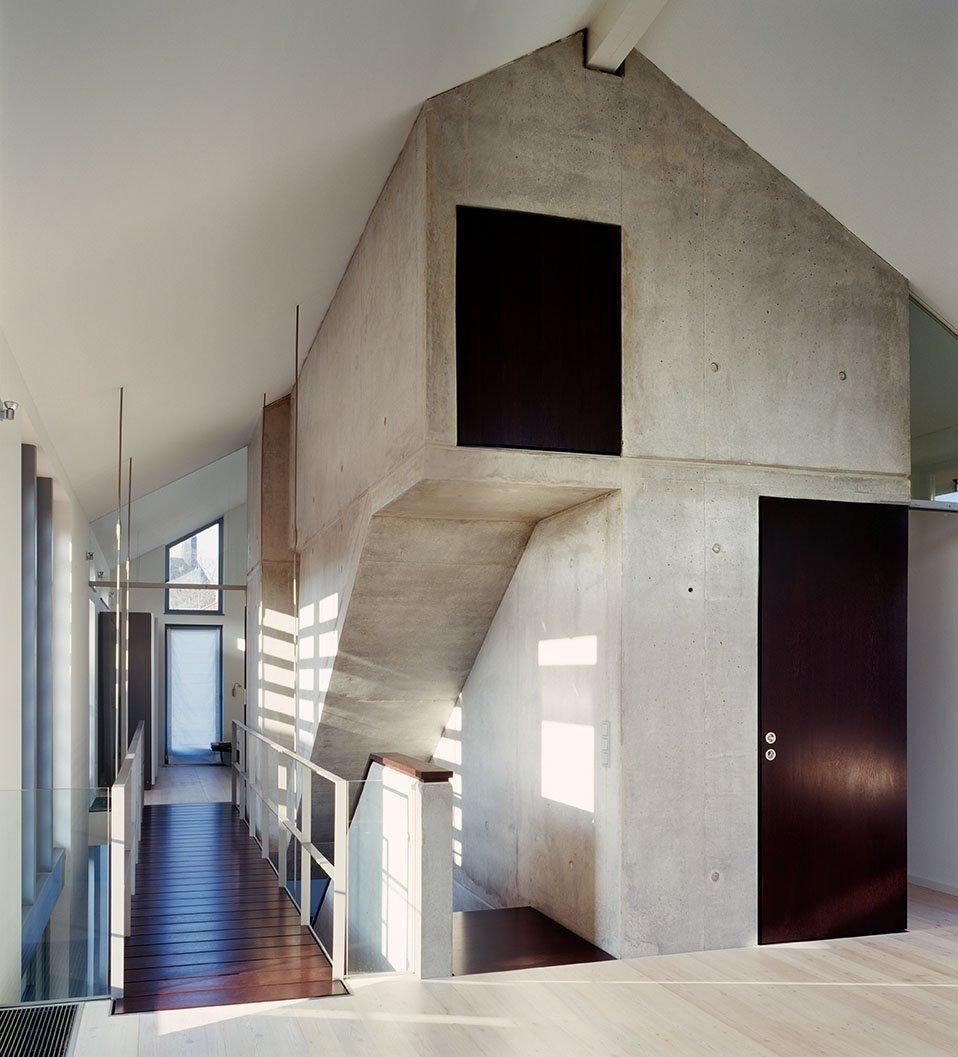 Wohngebäude Neubau und Innenausbau Haus KB, Bodenheim - arcguide.de