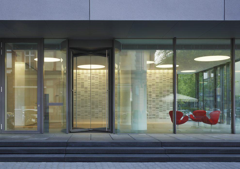 Bürogebäude Feldbergstraße, Frankfurt am Main, Revitalisierung